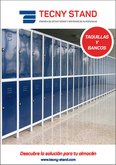 catalogo taquillas metalicas