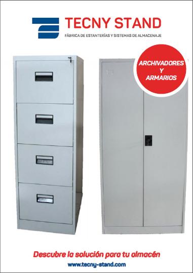Catalogo armario y archivadores